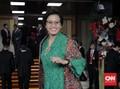 Sri Mulyani Tak Beri Dana Pindah Ibu Kota di RAPBN 2020