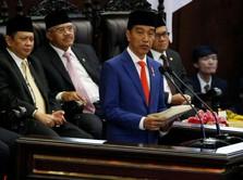 Ekonomi Ditargetkan Tumbuh 5,3%, Ini Pidato Lengkap Jokowi