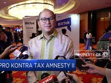 Pro Kontra Tax Amnesty II