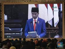 Live Now! Jokowi Beberkan Alasan di Balik Revisi UU KPK