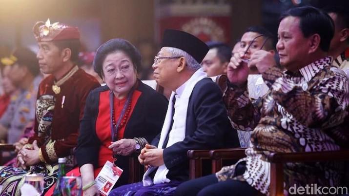Presiden Joko Widodo (Jokowi) memutuskan akan melebur sejumlah nomenklatur kementerian.