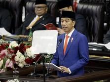 Jokowi Sebut Konsep Ibu Kota Baru: Modern, Tanpa Energi Fosil