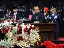 Sindiran Jokowi ke DPR: Gaji Anda Lebih Besar dari Saya