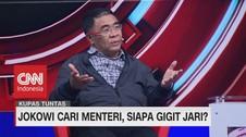 VIDEO: Jokowi Cari Menteri, Siapa Gigit Jari? (3 - 7)
