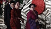 Puan: Hubungan Megawati-Paloh Tak Pernah Renggang