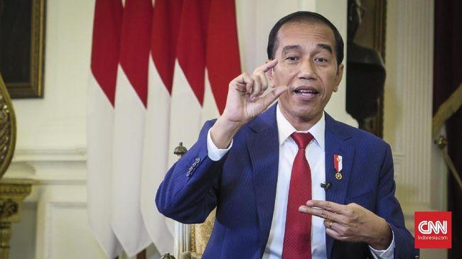 Jokowi Klaim Tak Sulit Cari Menteri, Terserak di Semua Bidang