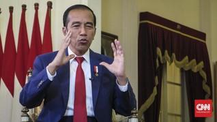 Jokowi: Darurat Sipil Kami Siapkan Bila Keadaan Abnormal