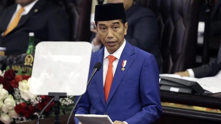 Jokowi: Kemiskinan Turun, Terendah Sepanjang Sejarah