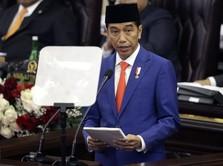 Jokowi: Kita Harus Bersyukur, Ekonomi Trennya Meningkat