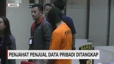 VIDEO: Penjahat Penjual Data Pribadi Ditangkap