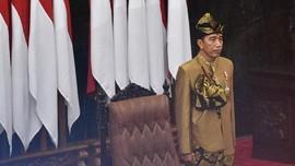 Makna Baju Adat Emas Suku Sasak Jokowi di Sidang MPR