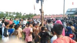 VIDEO: Pemkot Langsa Aceh Larang Kegiatan Panjat Pinang