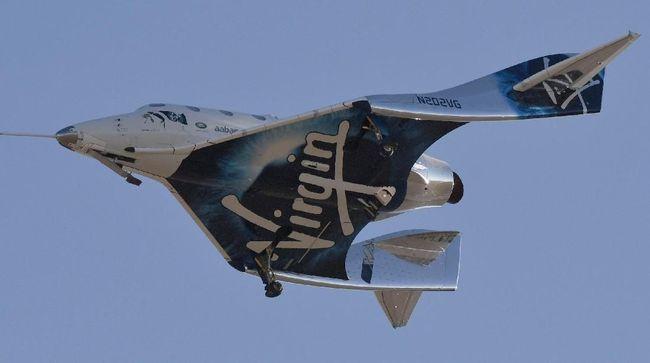Virgin Segera Bawa Turis ke Luar Angkasa, Tiket Rp3,5 M