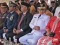 Anies Jadi Inspektur Upacara HUT RI di Pulau Reklamasi