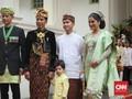 AHY Sampaikan Salam SBY Dukung Pemerintah kepada Jokowi