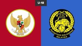 LIVE REPORT: Indonesia vs Malaysia di Piala AFF U-18