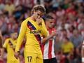 FOTO: Barcelona Terpuruk di Laga Pertama Liga Spanyol
