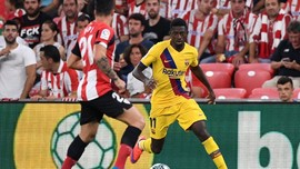 Dembele Tak Mau Pulang Kampung, Barcelona Sulit Dapat Neymar