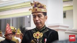 Jokowi soal Lima Pimpinan KPK Baru: Semua Kewenangan DPR