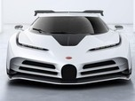 Cuma Diproduksi 10, Bugatti Centodieci Dibandrol Rp 142 M