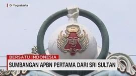 VIDEO: Sejarah Sumbangan APBN Pertama Dari Sri Sultan HB IX