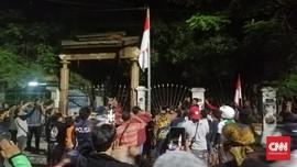 Dua Anggota FMN DIduga Hilang Sudah Dipulangkan Polisi
