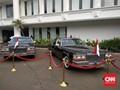 HUT RI, Mobil Kepresidenan Era Soeharto Dipajang di Istana
