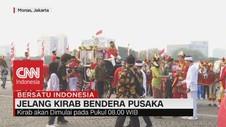 VIDEO: Jelang Kirab Bendera Pusaka
