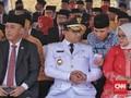 Upacara HUT RI di Pulau Reklamasi, Anies Singgung Toleransi