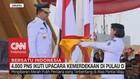 VIDEO: 4000 PNS Upacara 17 Agustus di Pulau D