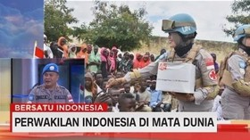 VIDEO: Perwakilan Indonesia di Mata Dunia