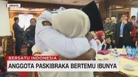 VIDEO: Pisah 13 Tahun, Pazi Akhirnya Bertemu Ibunya