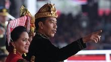 Canda Jokowi soal Lokasi Muktamar PKB di Bali: Hati-hati PDIP
