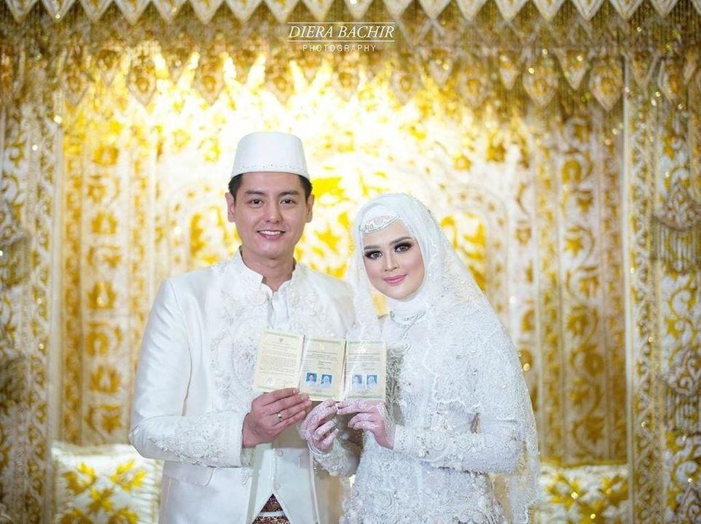 Mahar Pernikahan Roger Danuarta untuk Cut Meyriska, 150 Gram Emas
