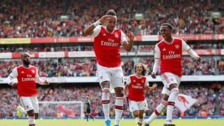 Hasil Liga Inggris: Arsenal Kalahkan Burnley 2-1