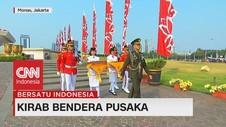 VIDEO: Pelaksanaan Kirab Bendera Pusaka