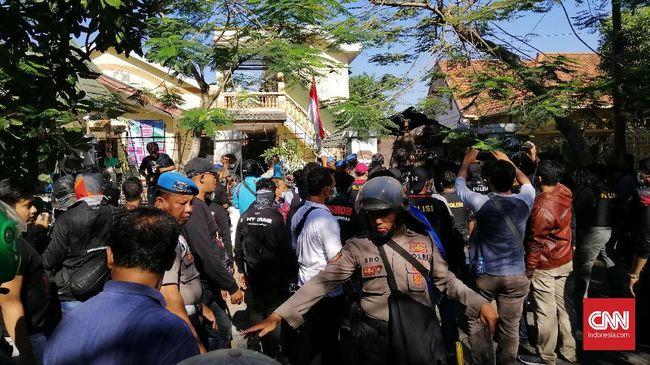 Tersangka Kasus Rasialisme Papua PNS Pemkot Surabaya