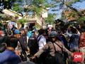 Gas Air Mata Pecah di Asrama Papua, Polisi Angkut Mahasiswa