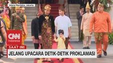 VIDEO: Jokowi dan Jan Ethes Kompak lambaikan Tangan Sapa Tam