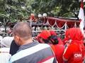 Antusiasme Marsinah Ikut Lomba di Kantor Partai Prabowo