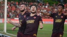 Hasil Liga 1 2019: PSM Menang 3-1 atas Persib