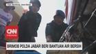 VIDEO: Brimob Polda Jabar Beri Bantuan Air Bersih