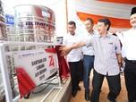 BNI, Pindad, & PT DI Bantu Air Bersih Warga Kaltim
