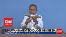 VIDEO: Ilmuwan Nanoteknologi Indonesia