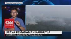 VIDEO: Upaya Pemadaman Karhutla di Kalimantan