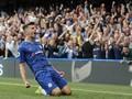 Chelsea Unggul 1-0 atas Leicester City di Babak Pertama