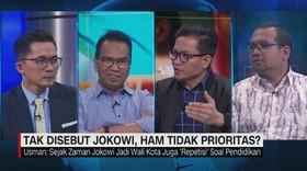VIDEO: Tak Disebut Jokowi, HAM Tidak Prioritas? (1/3)