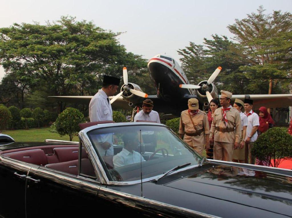 Dimana armada tersebut turut memiliki arti sejarah penting dalam mengantarkan Presiden Soekarno dari Yogyakarta menuju Jakarta pada tahun 1949.