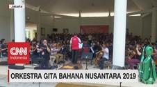 VIDEO: Orkestra Gita Bahana Nusantara 2019