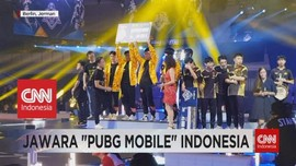 VIDEO: Jawara PUBG Mobile Indonesia